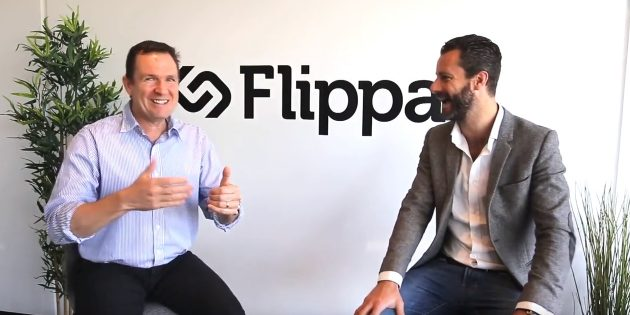 Matt Raad interviewed by Flippa CEO Blake Hutchinson