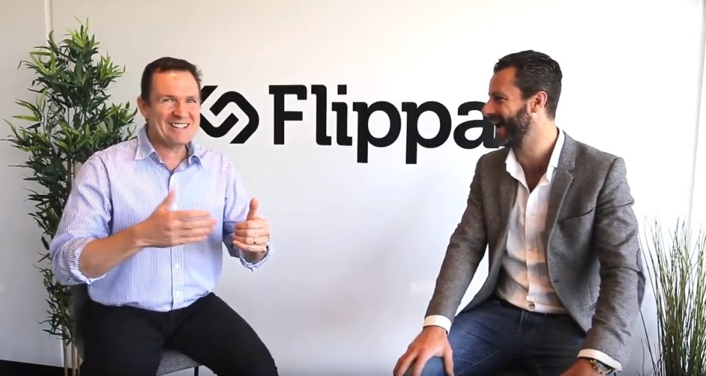 Flippa CEO Blake Hutchison Interviews Matt Raad