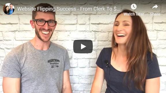 Website Flipping Success – From Clerk To $400,000 in Website Deals