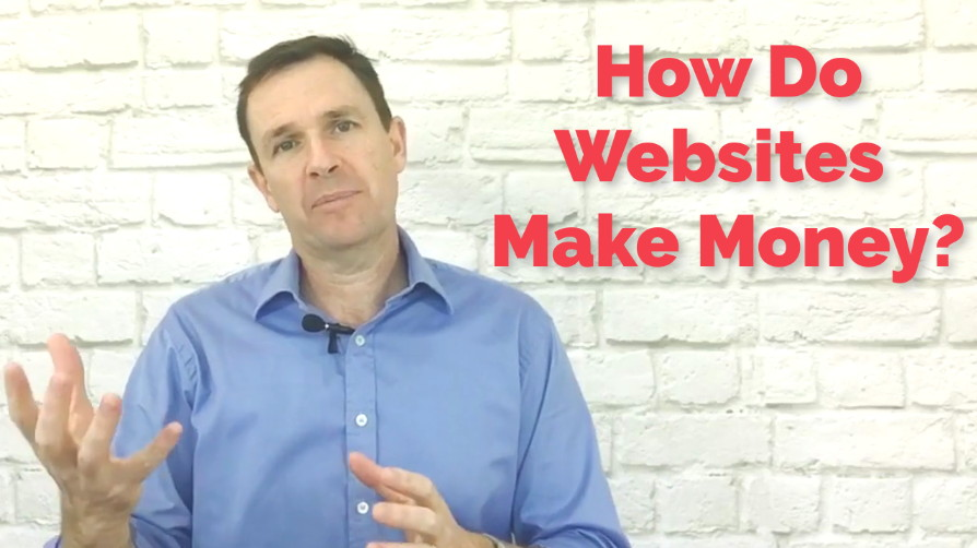 How Websites Make Money – The Easy Way