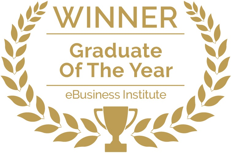 eBusiness Institute Graduate Of The Year