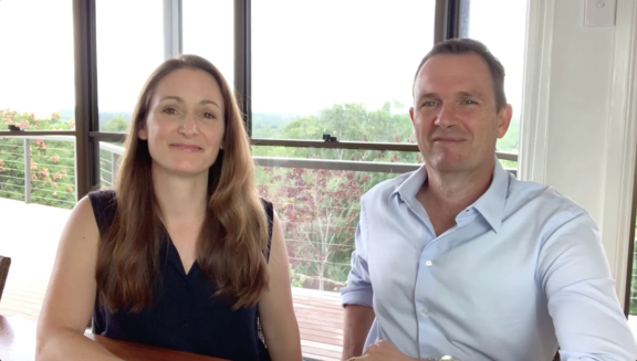 Matt and Liz Raad teach why buy online businesses