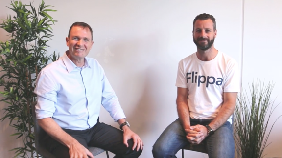 Matt Raad interviews Blake Hutchison CEO Flippa on security for website buyers