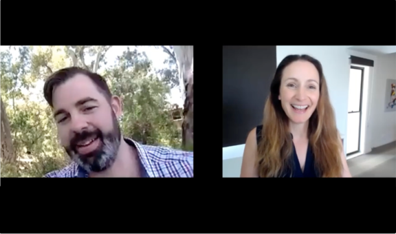 Liz Raad and Pete talk about how he started buying websites for passive income