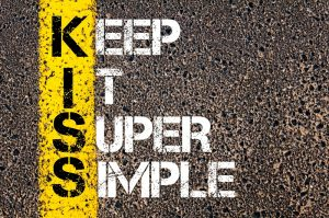Keep Website Improvements Super Simple