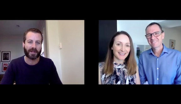 Online market trends with Blake Hutchison and matt and liz raad