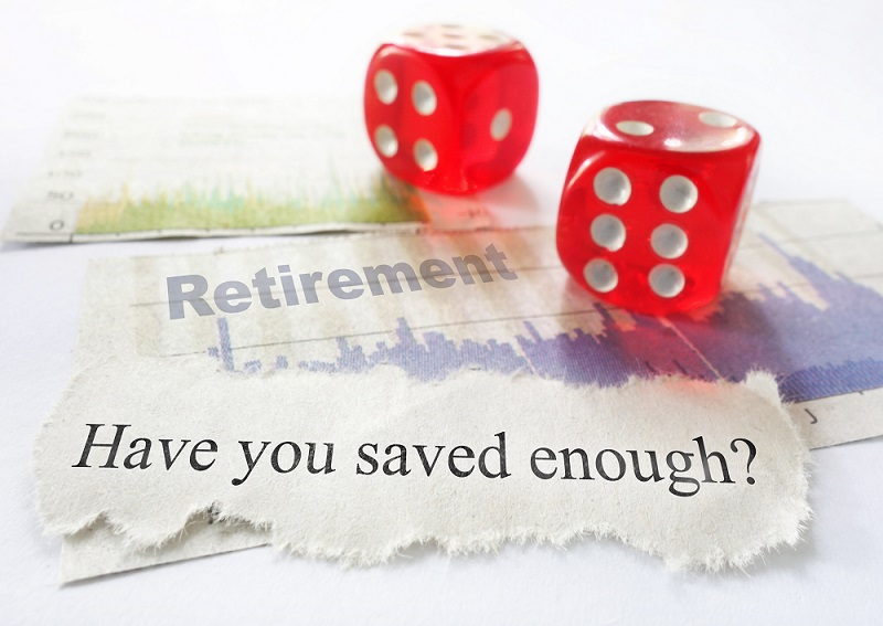 Saving money for retirement with website assets