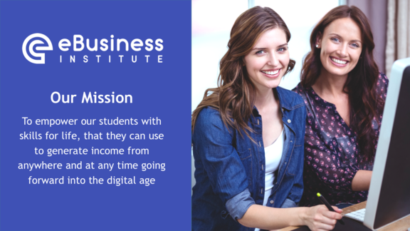 E-Business Institute Mission Statement
