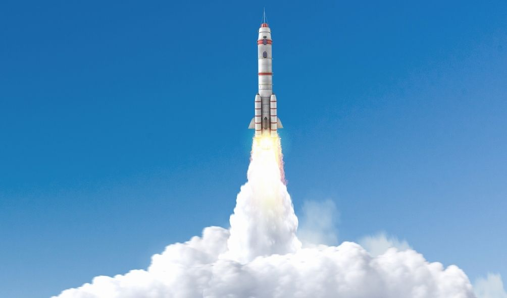 Passive Income is like Rocket Fuel to Get the Ship off the Ground